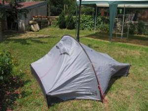 001 Tente Quechua Quick Hiker 2 places