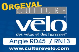 CULTURE VELO ORGEVAL